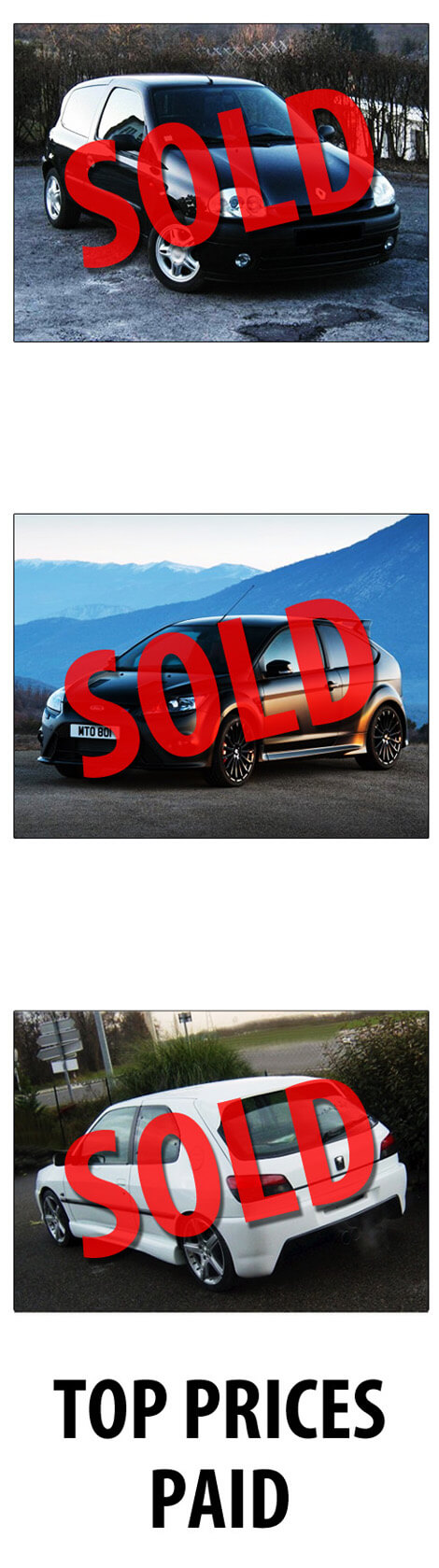 We Can Buy Your Car For Re-Sale And Pay Up To £5,000! MJ Recovery LTD